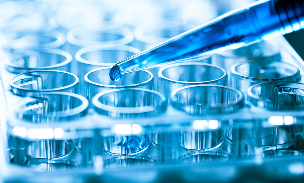 A stock image of lab.